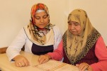 Turkish Woman Starts Learning Quran at 66