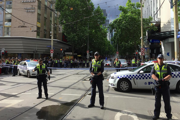 Melbourne Knife Attacker Inspired by Daesh: Police