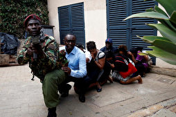Workers in Kenya Capital Still Trapped after Al-Shabab Terrorist Attack