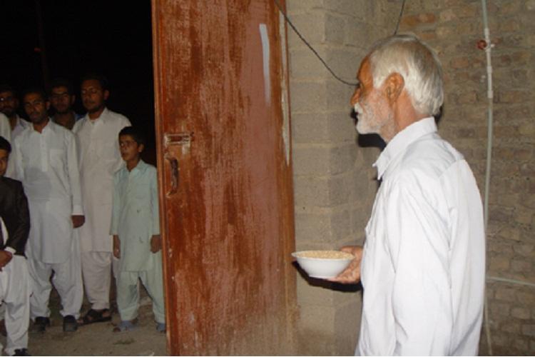 رمضونیکه؛ نماد مهرورزی و نوعدوستی مردم سیستان