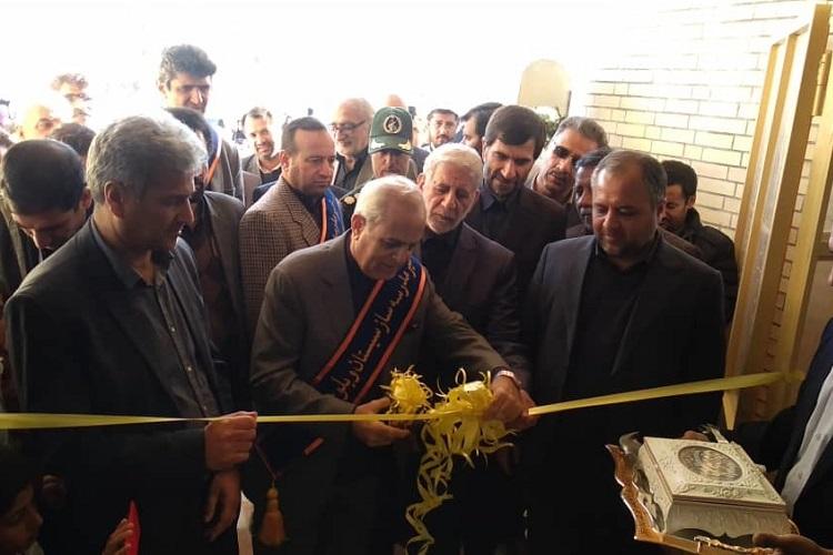 نخستین مدرسه به نام شهید سلیمانی در زهک افتتاح شد